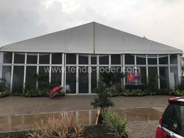 Tenda Roder + Kaca