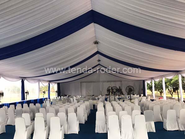 Tenda Roder Dekorasi